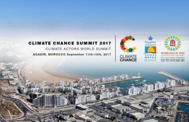 Participation de Tehop à Climate Chance