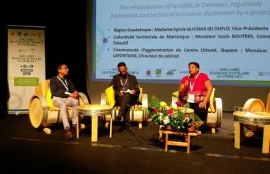 Colloque Interdom sur la valorisation et le traitement des déchets